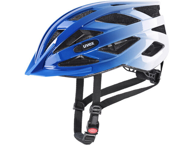 UVEX Air Wing Helm Kinder cobalt/white